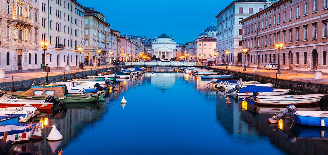 Trieste - zdroj Starhotels.com