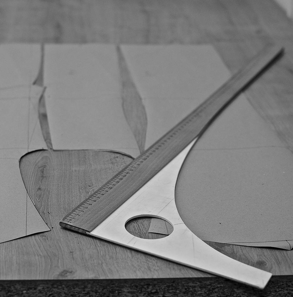 Šitie na mieru - Výroba strihov
