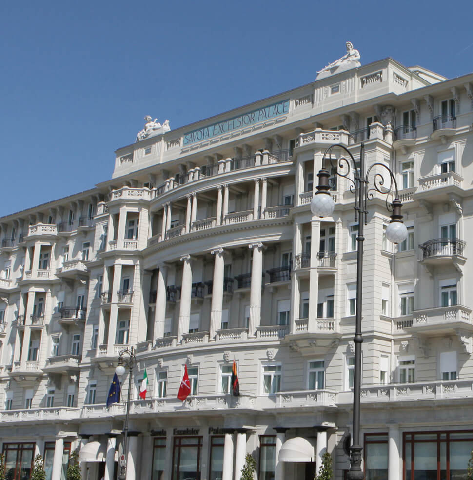 Savoia Excelsior Palace - zdroj starhotels.com