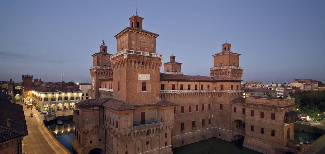 Ferrara - zdroj granfondoelpo