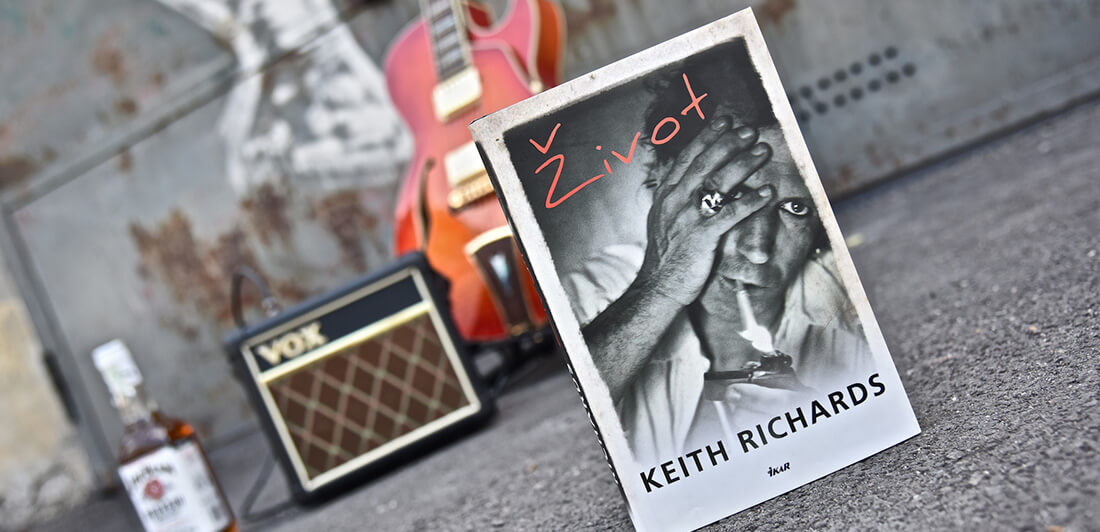 Keith Richards - Zivot