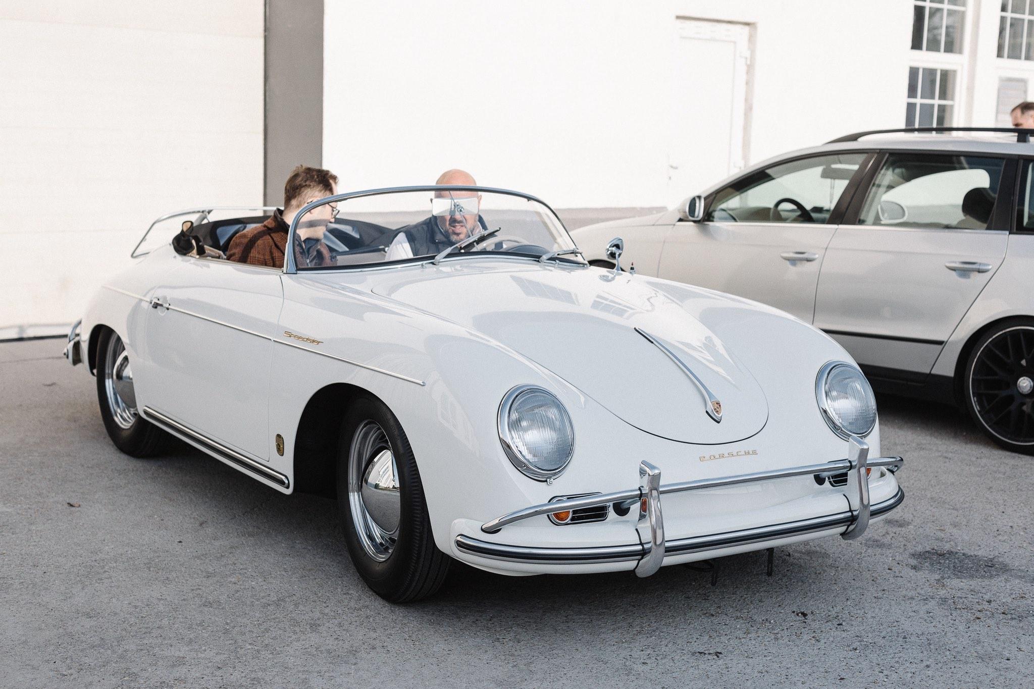 Vehicle Experts – Porsche je len jedno