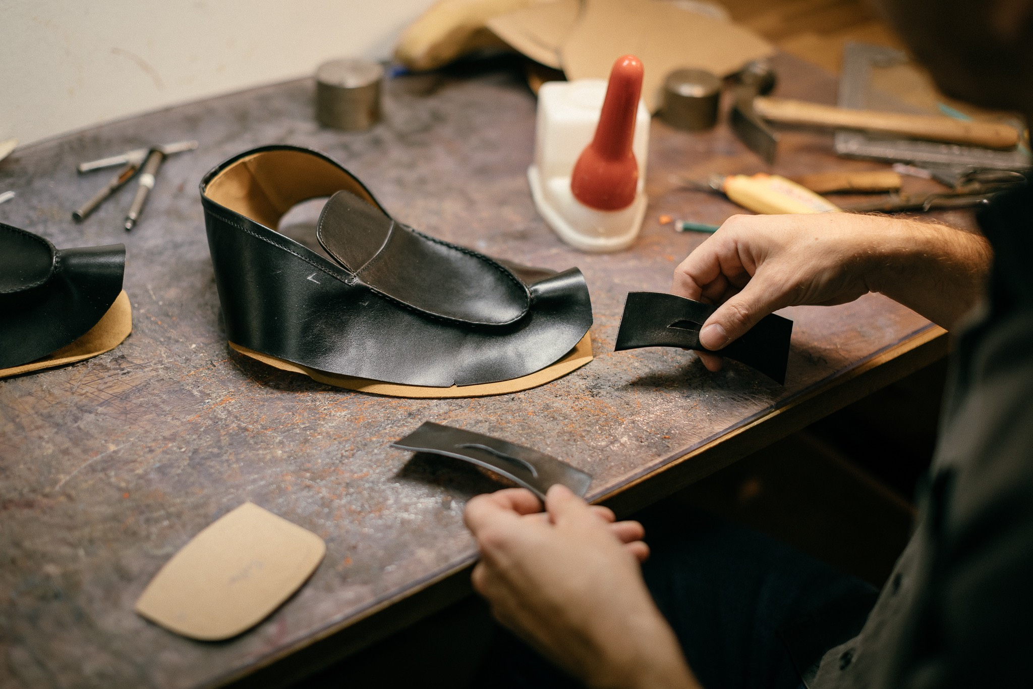 Ručne šitá obuv