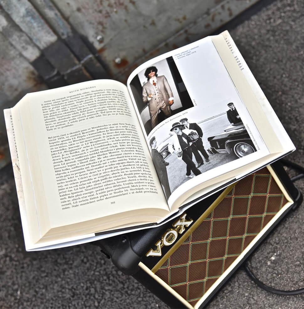 Memoar Keith Richards