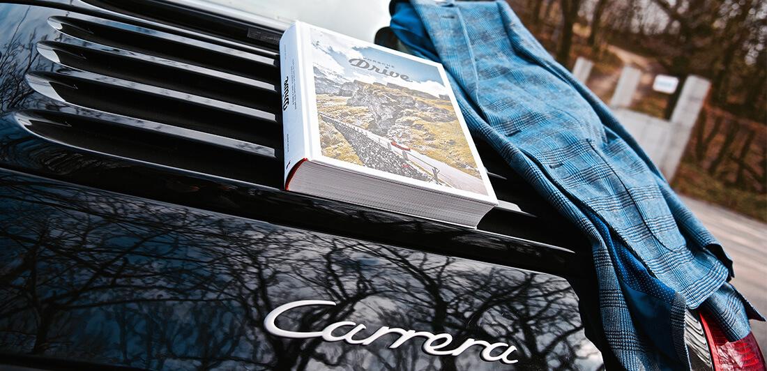 Porsche Carrera - ALAIN DELON
