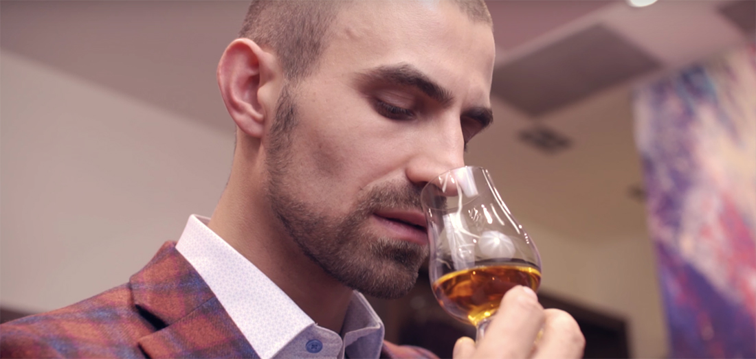 Degustácia whisky