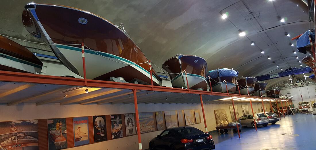 Tunel Monaco Boat Service