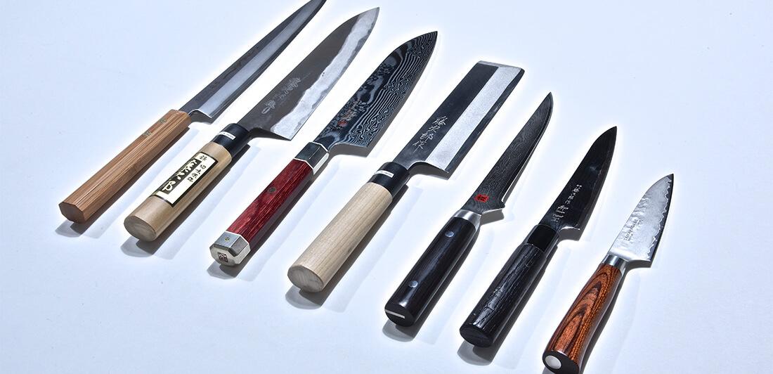 Japonské nože