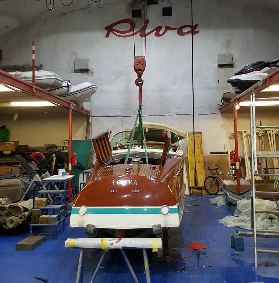 Továreň Riva