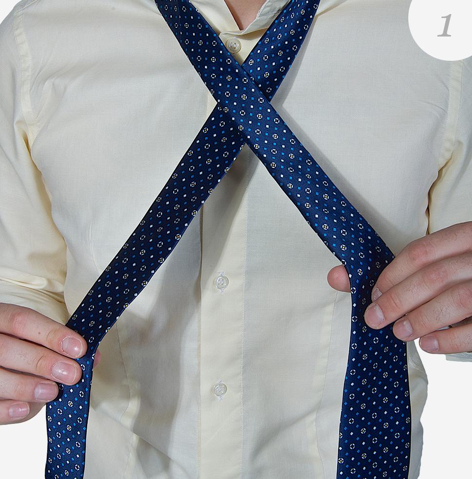 Viazanie-kravaty-krok-1
