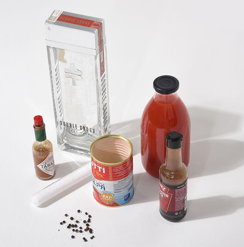 Základ pre prípravu Bloody Mary
