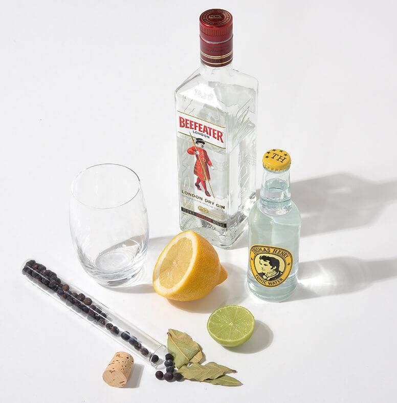 Základ pre prípravu Gin & Tonic