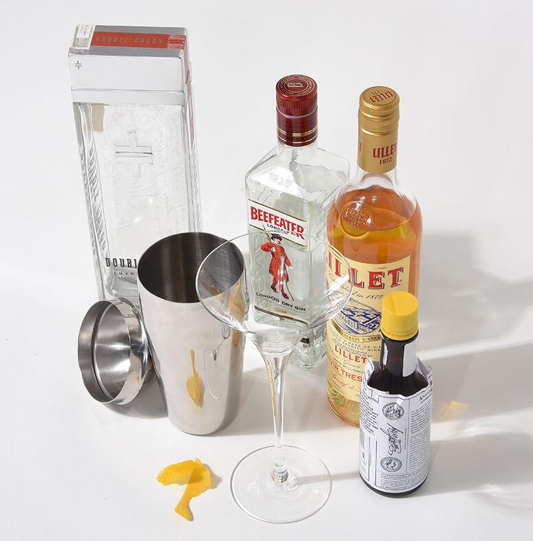 Základ pre prípravu Vesper Martini