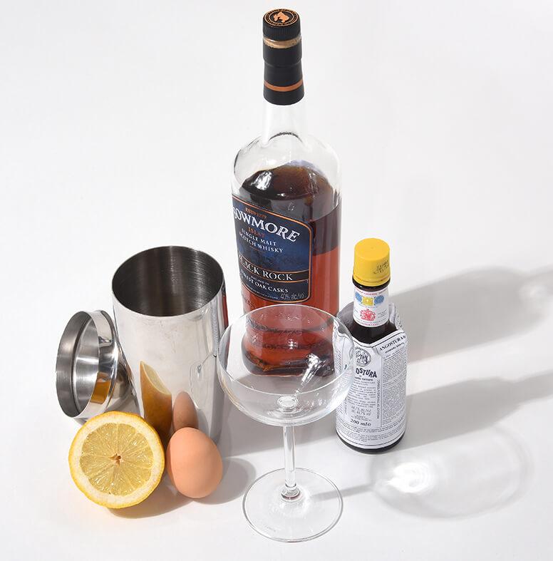 Základ pre prípravu Whisky Sour