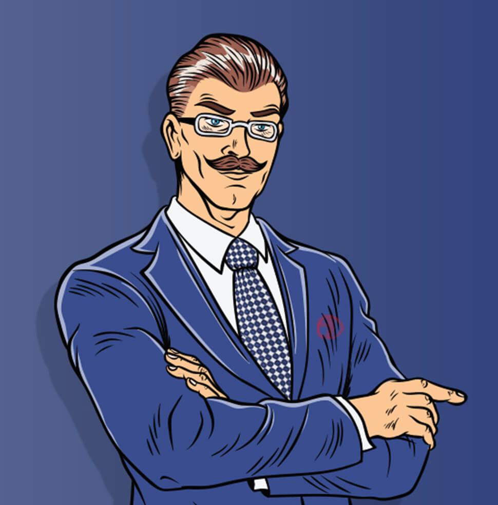 Gentleman Alain