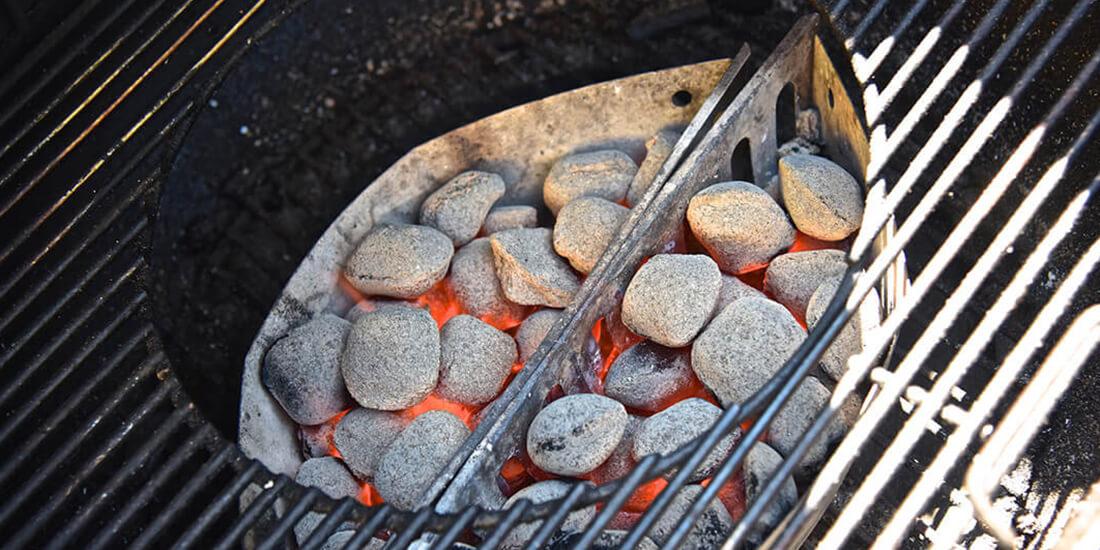 Uhlie na grilovanie