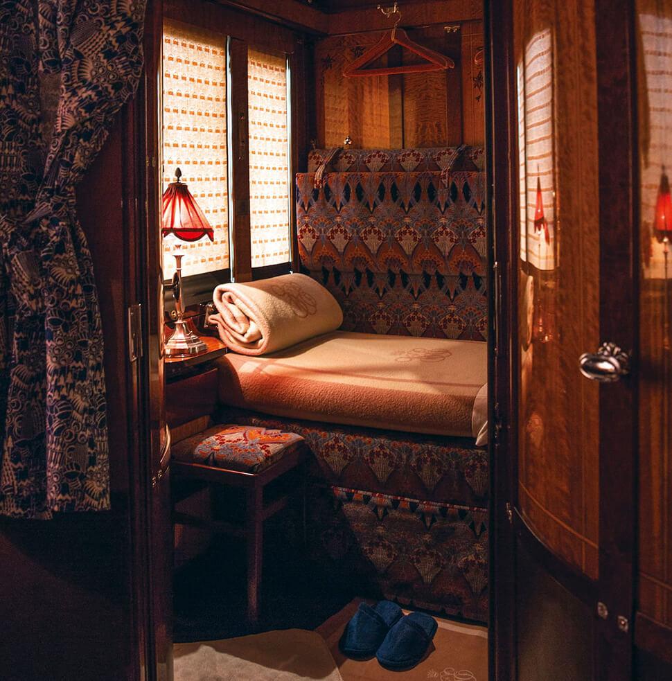 Cabin Suite Orient Express