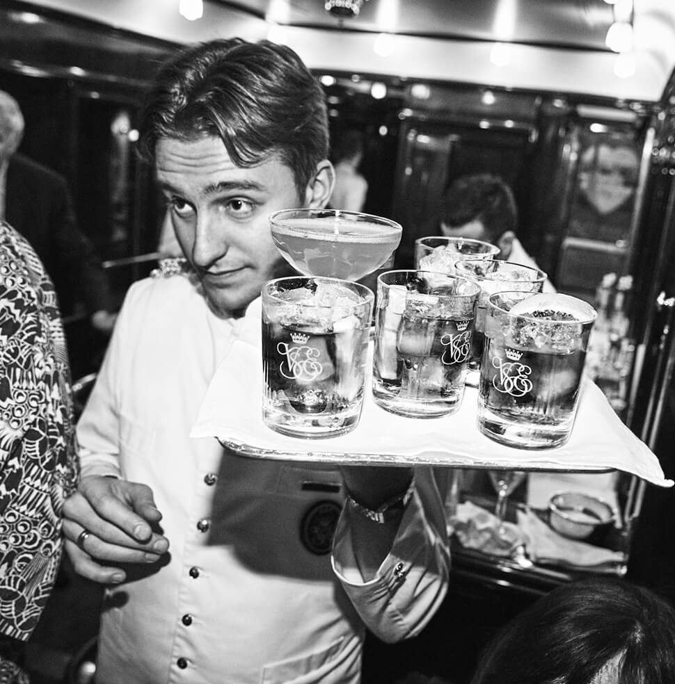 Drink Orient Express