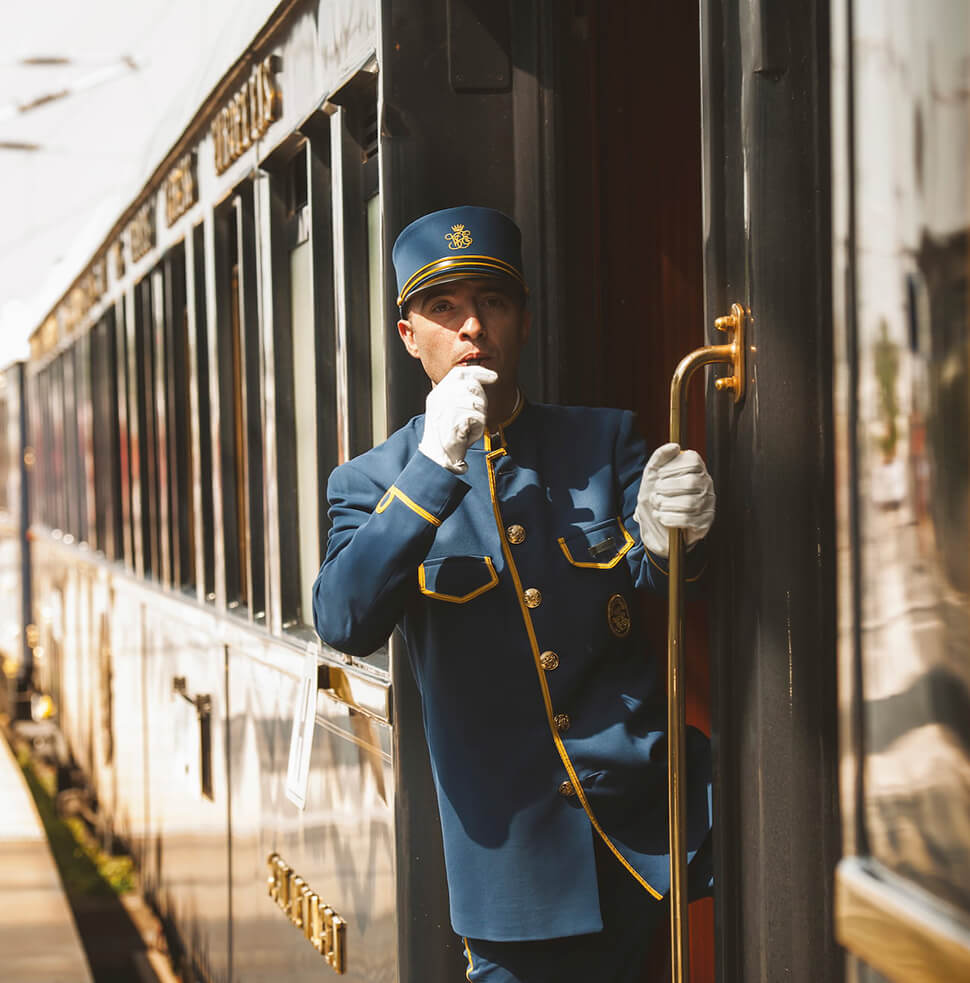 Steward Orient Express
